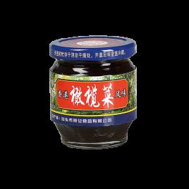 175g熊记橄榄菜