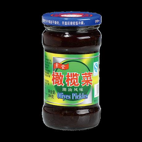 橄榄菜_284g熊记橄榄菜 4015