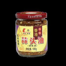 180g熊记蒜头油(带蒜头粒)