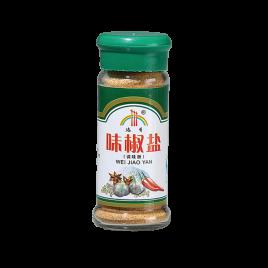 25g鸿星味椒盐